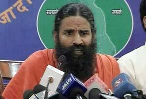 Baba Ramdev announces fresh agitation against Congress from October 2