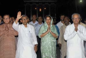 Congress ministers resign from West Bengal government, set sights at Cabinet berths