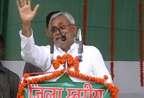 Did Nitish Kumar just put NDA on notice? His comment suggests he's up for grabs