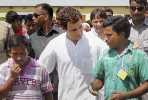 Air Force turns down Rahul Gandhi's request