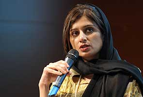 Hina Rabbani Khar's husband says rumours aimed at maligning wife