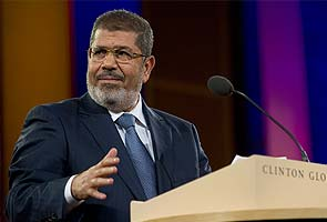 Mohamed Morsi wants blind sheikh to serve sentence at home