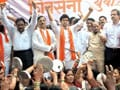 Shiv Sena goes old school with rally against price rise