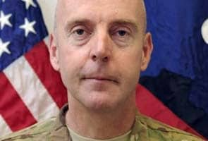 US Army general removed from Afghanistan faces sex charges