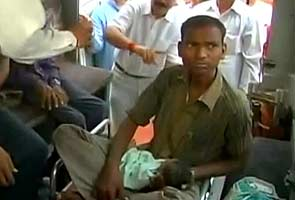Why India's helping this rickshaw puller's baby