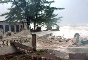 Hurricane Sandy kills two in Haiti, heads to Bahamas