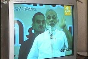 NaMo TV in Gujarat and Lotus TV in Tamil Nadu: BJP on air