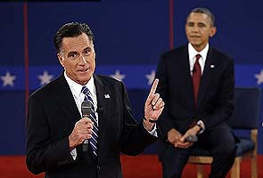 mitt romney vs barack obama essay As debate over who will garner the nomination, rick santorum, newt gingrich, ron paul, or mitt romney intensifies, attention is beginning to turn to the upcoming november general election and the democratic presidential incumbent , barack obama [tags: politics] :: 2 works cited, 1136 words (32 pages), strong essays.