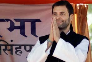 A reshuffle in the Congress too with 'bigger role' for Rahul Gandhi?