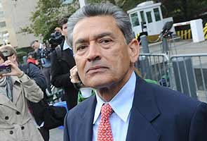 Rajat Gupta: The rise and fall