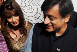 My wife is priceless: Shashi Tharoor takes on Narendra Modi