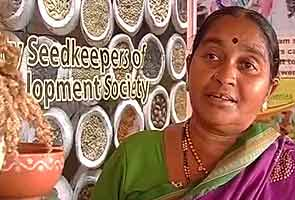 On World Food Day, India's women farmers show the way