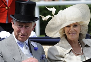 Prince Charles' wife Camilla in Bangalore for holistic healing
