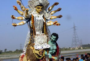 Where Muslims help Hindus celebrate Durga Puja