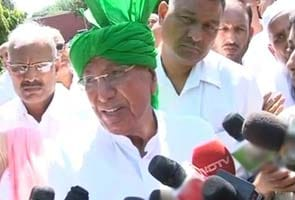 Girls being raped? Marry them ASAP, says Om Prakash Chautala, backing khaps