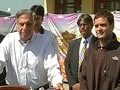 Rahul Gandhi has opened not a window, but a door for us in Kashmir: Ratan Tata