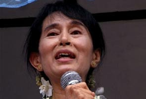 Aung San Suu Kyi cautions India against Myanmar over-optimism