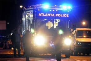 Police helicopter crashes in Atlanta, 2 dead