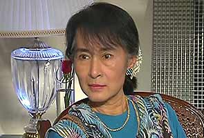 My farewell message for my husband was too late:  Aung San Suu Kyi to NDTV