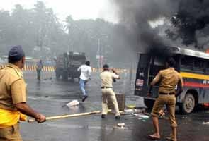 Mumbai Azad Maidan riots: 80 people charged
