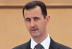 Bashar al-Assad says only 'ballot box' can decide his future