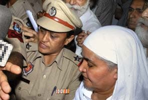 Former Punjab minister Bibi Jagir Kaur released from jail
