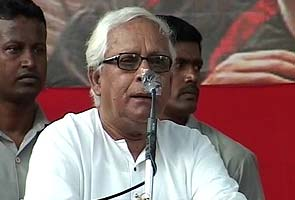 Prime Minister will not be re-elected like his friend Obama: Buddhadeb