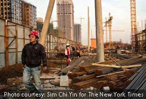 Powerful backer for China's new Manhattan