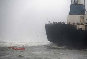 Cyclone Nilam: Ship not seaworthy, Captain defied instructions, say sources