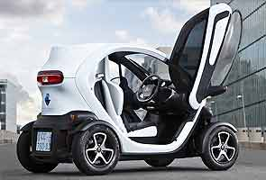 Renault Twizy: More than a skateboard, less than a car