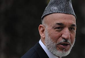 Hamid Karzai lands in Mumbai on four day India visit