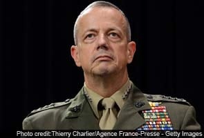 US Commander in Afghanistan linked to Petraeus scandal