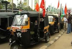 Kerala autorickshaw, taxi strike leaves passengers stranded