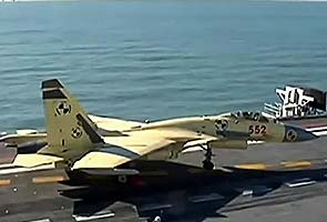 China now capable of deploying jets on aircraft carrier: Navy