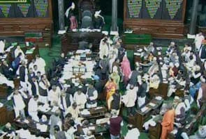FDI row: Parliament paralysed on Day1 of winter session; govt calls for all-party meet on Monday
