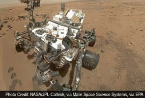 Intrigue over Mars finding fuels rumours