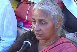 Medha Patkar, 19 others freed from Chhindwara jail