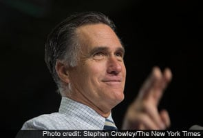 US elections: Mitt Romney, a challenger at the crossroads