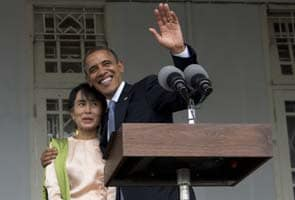 Myanmar visit about sustaining momentum: Barack Obama
