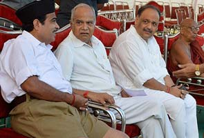 RSS plays safe on Gadkari, says no soft corner for anybody