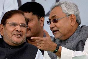 Nitish Kumar attacks Centre, says special status Bihar's right
