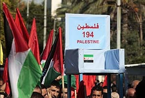 Palestinians certain to win recognition as a state