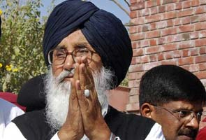Congress interfering in religious affairs of Sikhs, says Parkash Singh Badal