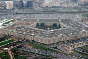 'Honey, I shrank the Pentagon'