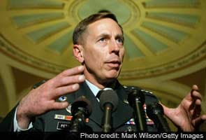 David Petraeus steps down as CIA Chief, saying he had an affair