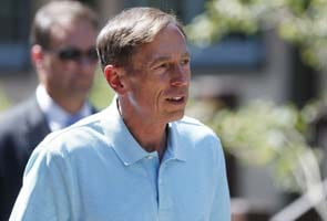 David Petraeus to testify to Senate on Thursday: John McCain