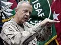 General John Allen resumes command duty in Afghanistan