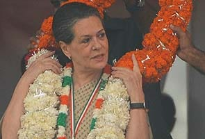 Don't point fingers at us: Sonia Gandhi tells BJP