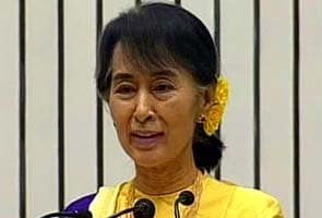 I was saddened at India moving away in most difficult days: Aung San Suu Kyi