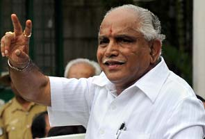 The political journey of BS Yeddyurappa